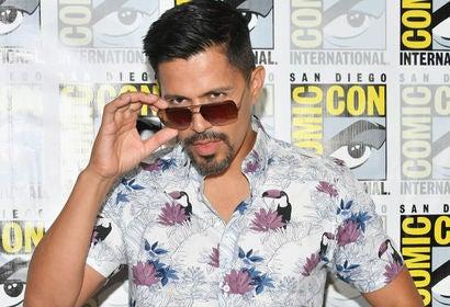 Actor Jay Hernandez