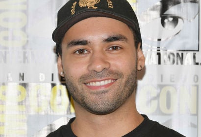 Actor Gabriel Chavarria