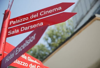ambiance at the Venice Film Festival 2018