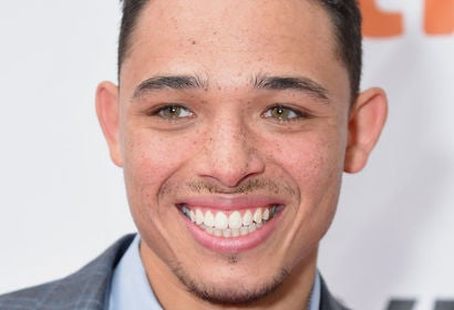 Actor Anthony Ramos