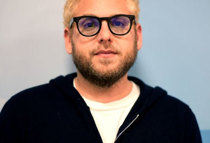 Actr, director Jonah Hill