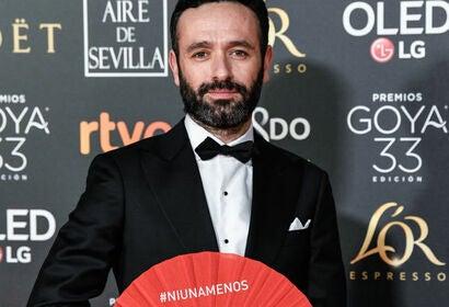 Director Rodrigo Sorogoyen