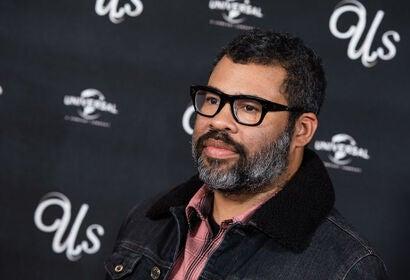 Director, writer Jordan Peele