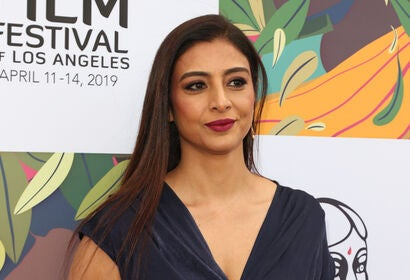 Actress Tabu at the 2-19 IFFLA