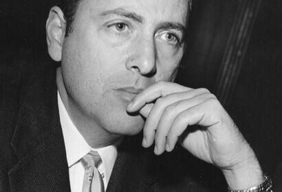 Writer Herman Wouk