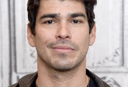 Actor Raul Castillo