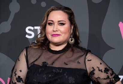 Producer and showrunner Tanya Saracho