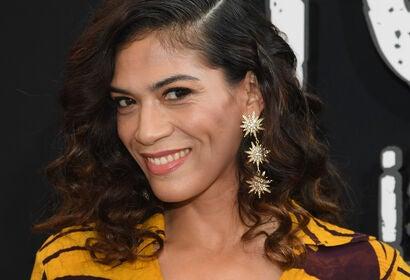 Actress Laura Gomez