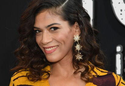 Actress Laura Gomez