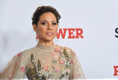 Actress Elizabeth Rodriguez