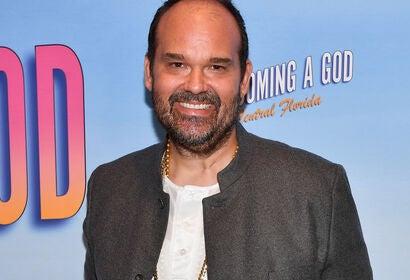 Actor Mel Rodriguez