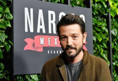 Actor Diego Luna