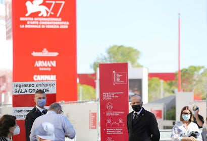 OPening Venice Film Festival 2020