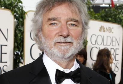 Director Curtis Hanson, Golden Globe nominee, at teh Golden Globes