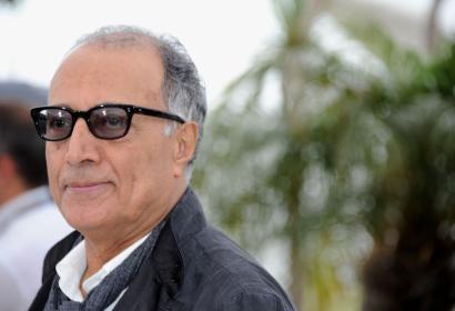 Filmmaker Abbas Kiarostami