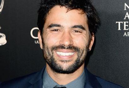 Actor Ignacio Serrichio