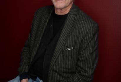 Actor, playwright and filmmaker Sam Shepard, Golden Globe nominee