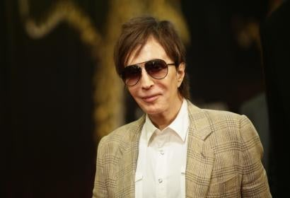 Golden Globe winner Michael Cimino, director