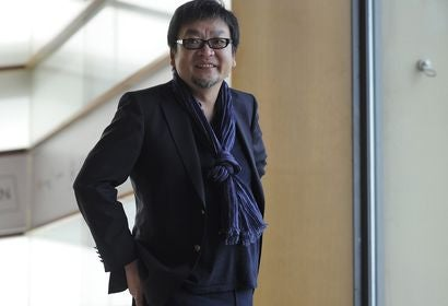 Animation director Mamoru Hosoda