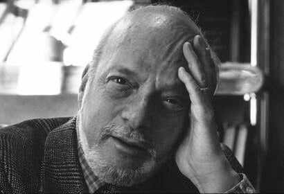 Theatrical producer and director Harold Prince