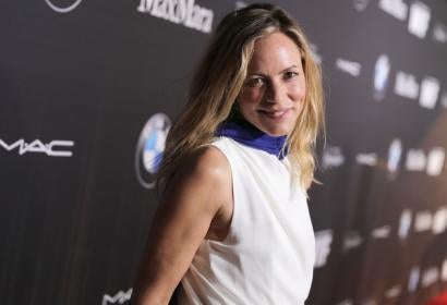 Actress and producer Maria Bello