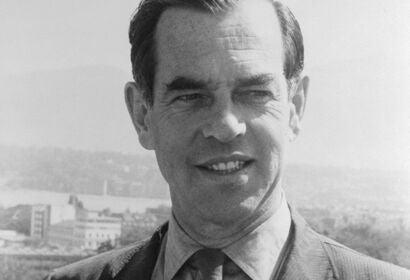 Author Joseph Campbell