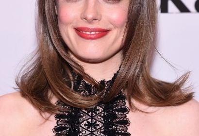 "Actress Gillian Jacbos, star of the series ""Love"""