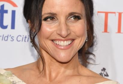 Actress Julia Louis-Dreyfus, Veep