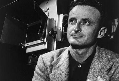 Director Fred Zinnemann