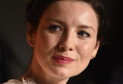 Actress Caitriona Balfe