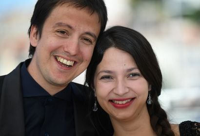 Directors Andrea Testa and Francisco Márquez