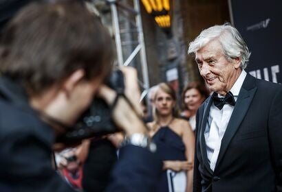 Director Paul Verhoeven, Golden Globe winner