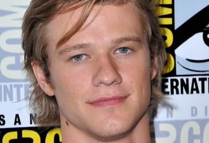 Actor Lucas Till, the new McGyver, at Comic-Con 2016