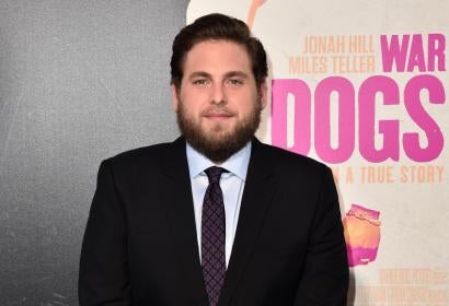 Actor Jonah Hill