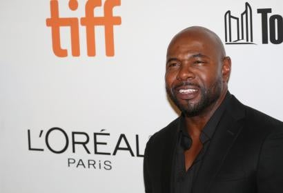 Director Antoine Fuqua at the Toronto Film Festival 2016