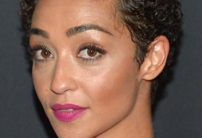 Actress Ruth Negga