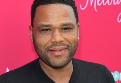 Actor Anthony Anderson