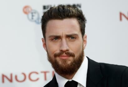 Actor Aaron Taylor-Johnson