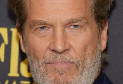 Actor Jeff Bridges