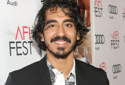 Actor Dev Patel