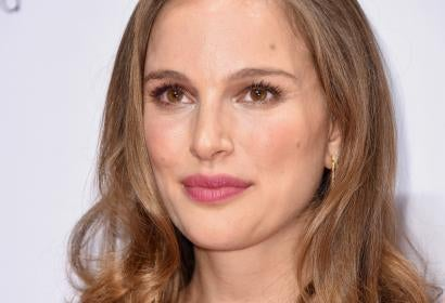 Actress Natalie Portman