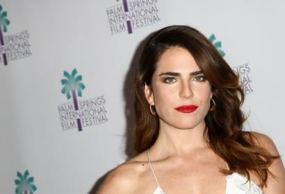 Actress Karla Souza