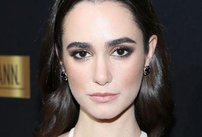 Actress Alicia Sanz