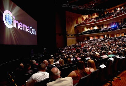 Opening Night Gala at CinemaCon 2017, Las Vegas