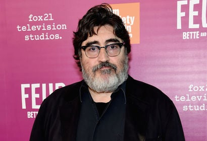 Actpr Alfred Molina, Golden Globe nominee