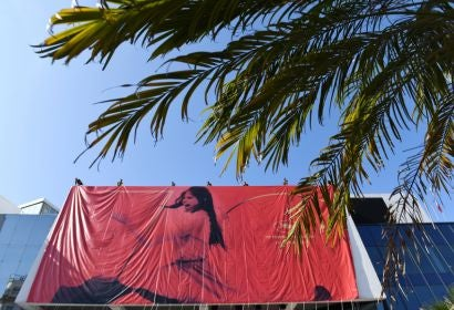 POster of the 70th Cannes Film festival