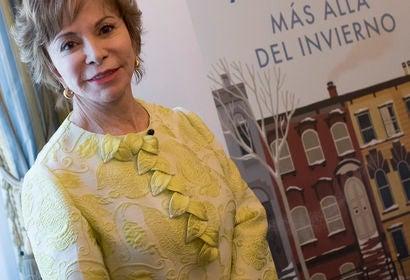 Author Isabel Allende
