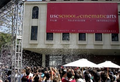 USC's School of Cinematic Arts