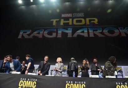 Marvel Panel at Comic-Con 2017