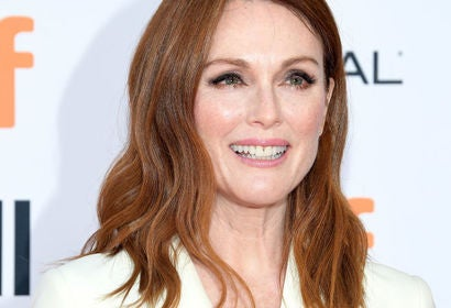 Actress Julianne Moore in Toronto 2017